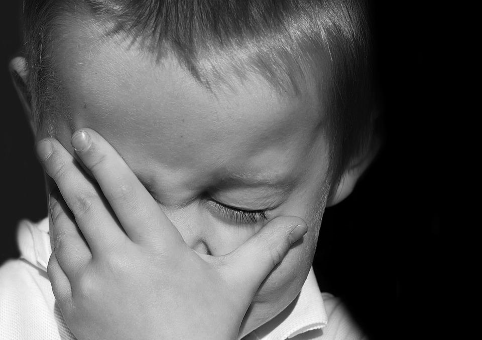 Domácí násilí na dětech v době pandemie. Statistiky ukázaly znepokojivá čísla